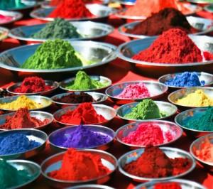 festival de couleur