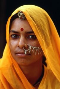 Bindi En Inde
