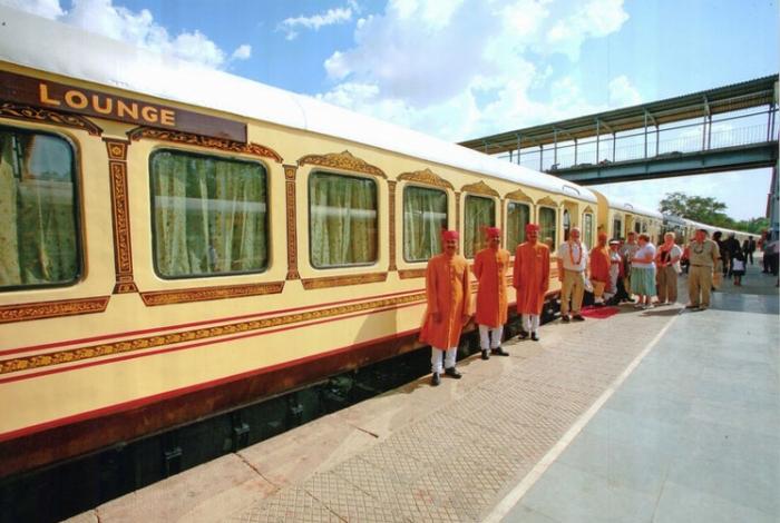 Voyage avec palace-on-wheels-inde