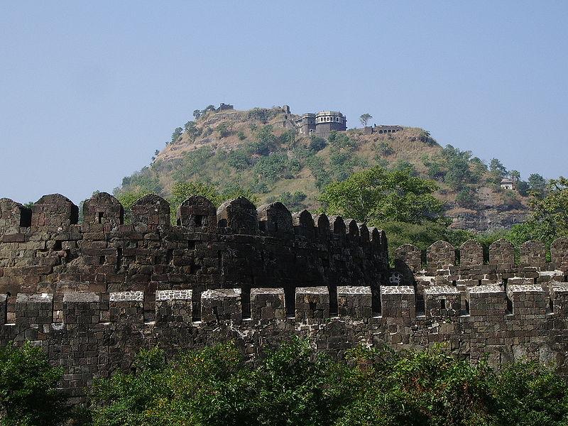 Daulatabad fort - Jodhpur Voyage