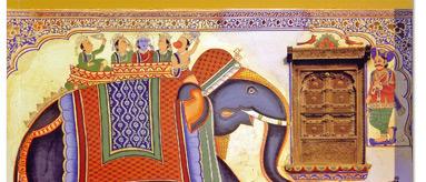 peinture de rajasthan